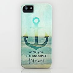 Forever Anchored Phone Case