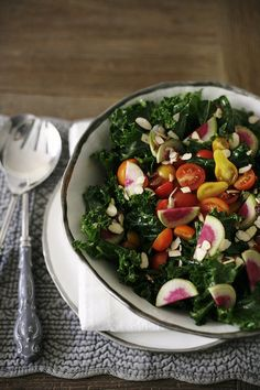 "Kale ""Love"" Salad recipe 