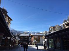 A perfect day in #Zermatt