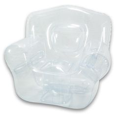 Crystal Clear Inflatable Bubble Chair