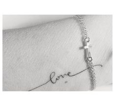 Cross Bracelet Simple Cross Bracelet LOVE the Lord Christian Religious Grace Gifts for Her Gifts Under 50 Dainty Jewelry for Teens