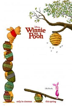 During an ordinary day in Hundred Acre Wood, Winnie the Pooh sets out to find some honey. Misinterpreting a note from Christopher Robin, Pooh. Cute Winnie The Pooh, Winnie The Pooh Quotes, Winnie The Pooh Friends, Disney Animation, Disney Pixar, Walt Disney, Disney Characters, Disney Cruise, Eeyore