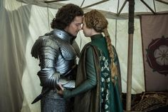 The White Princess - queen Elizabeth of York and king Henry VII
