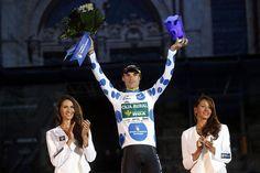 Vuelta a España 2014 - Stage 21: Santiago de Compostela (ITT) - blank 9.7km photos - Luis León Sánchez (Caja Rural) - Don't forget me - KOM winner.. what a comeback to the big time for LL Cool J!