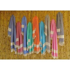 Eshma Mardini Turkish Towel Peshtemal for Beach Spa Bath Pool Sauna Fitness