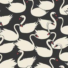 Bonnie Christine - Hello Ollie Canvas Organic - Swanlings Bevy Canvas in Nightfall