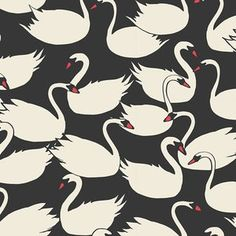 Bonnie Christine - Hello Ollie Canvas Organic - Swanlings Bevy Canvas in Nightfall