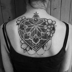 Best Back Tattoo | TA Cool Back Tattoos, All Tattoos, Lower Back Tattoos, Tattoo Sketches, Tattoo Drawings, Tattoo Images, Tattoo Photos, Ink Master, Black And Grey Tattoos