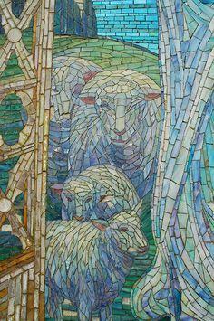 sheep (artist unknown)
