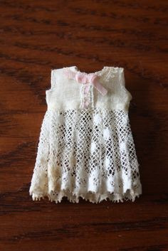 Mini dress, vestidet en miniatura