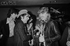 Trouble, Keith Moon with Joe Walsh.