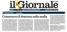 """Enrico Groppali a proposito di """"DOPO IL SILENZIO"""" lo spettacolo presentato il 5 luglio 2013 al Festival di Spoleto"""