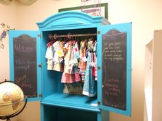 """Beautiful children's clothing at """"Affordable Treasures"""" in North Richland Hills by The Mulberri Bush."""