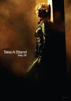 Movie Poster X-Men: The Last Stand