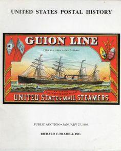 United States Postal History Auction Catalog January 27, 1995 Frajola Inc.