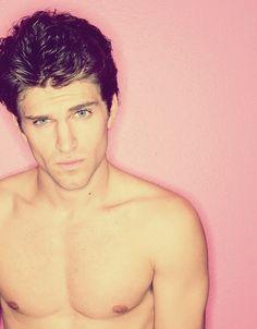 oh hey shirtless keegan allen