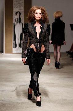 LA Fashion Week: Nuvula Fall '12
