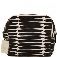 SM COSMETIC BAG BLK