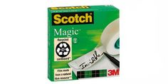 Cinta adhesiva Scotch magic invisible 19mmx33m