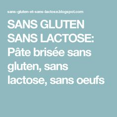 ... sans gluten sans PLV on Pinterest | Gluten, Fondant and Petite cuisine