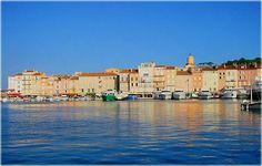 Visiter SAINT TROPEZ - Tourisme en Provence