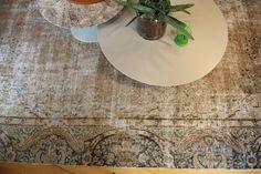 Recoloured Carpet Detail