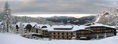 Hotel Gartnerkofel Austria panorama picture www. Ski Slopes, Felder, Top Hotels, Alps, Austria, Skiing, Travel Destinations, Europe, Mountains