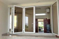 Ventanas de pvc ventanas de pvc guatemala ventanas for Puerta plegable aluminio