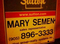 Funny Real Estate Signs (15 Pics)