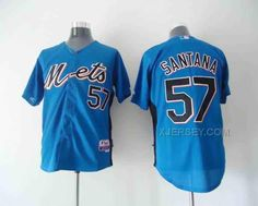 http://www.xjersey.com/mets-57-santana-light-blue-2011-new-jerseys.html METS 57 SANTANA LIGHT BLUE 2011 NEW JERSEYS Only $34.00 , Free Shipping!