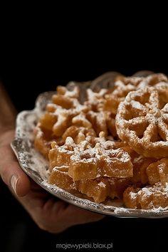 Rosettes - Scandinavian fried cookies
