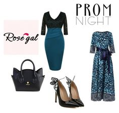 """""""prom nihgt"""" by sanela-avdic-mutapcic ❤ liked on Polyvore featuring dress and women"""