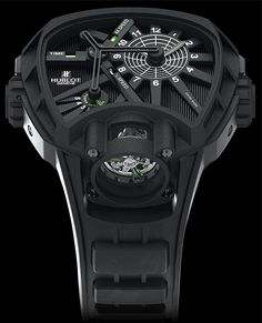 #Hublot Masterpiece – Key of Time watch #Unique #Watches