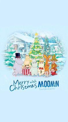 Moomin Wallpaper, Iphone Wallpaper, Moomin Mugs, Tove Jansson, Moomin Valley, Poster Drawing, Christmas Cartoons, Winter Love, Character Wallpaper