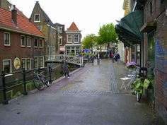 Gouda, Germany~~pretty town with great cheese