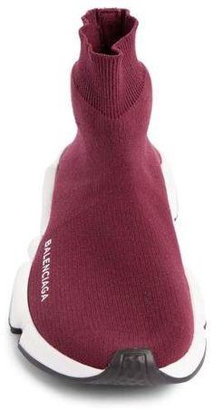 c4497a6ae57 Balenciaga Speed Mid Sneaker