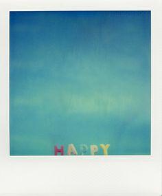 { Happy }