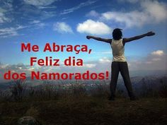 Me Abraça - Feliz Dia dos Namorados -Washington Luiz Rodrigues