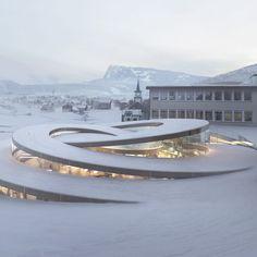 Musée Atelier Audemars Piguet in 2020, architect @Bjarkenginels