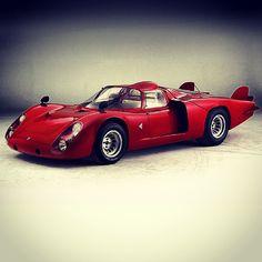 Alfa Romeo 33 Le Man