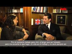 David Gandy talks with ¡Hola! during the Diageo's Game Changer Reception in Madrid