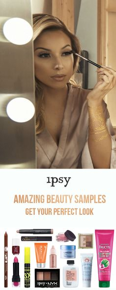 If you're looking to try new makeup, try ipsy! You get 4-5 personalized beauty products each month. Delivered to your door. Watch Makeup Tutorials · Product Giveaways · Win Free Products · Save up to 70% off on latest products · Join over 1MM+ subscribers. Subscribe now!