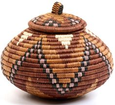 I love this basket... South African design.