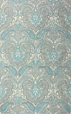 $5 Off when you share! Couture MA100 Blue Rug #RugsUSA