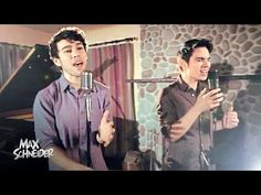 "▶ ""Demons""- Imagine Dragons (Cover by MAX (Max Schneider) Sam Tsui and Kurt Schneider) - YouTube"