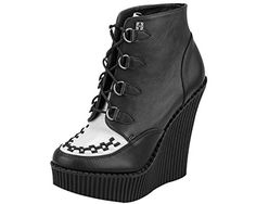 TUK Womens A8379L BootBlackWhite11 M US >>> You can get additional details at the image link.(This is an Amazon affiliate link and I receive a commission for the sales)