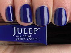 Char — It Girl: Nautical navy blue crème