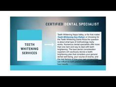 People today are significantly lucy to have various options for effectively having progressively white teeth. Lastly, your selection of Teeth Whitening San R. Charcoal Teeth Whitening, Best Teeth Whitening, Breastfeeding While Sick, Family Dental Care, Dental Fillings, Baking Soda And Lemon, Porcelain Veneers, Cosmetic Dentistry, White Teeth