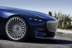 mercedes-maybach-cabrio5 - Mercedes onthult Vision Mercedes-Maybach 6 Cabriolet - Manify.nl