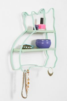 Plum & Bow Cat Curiosity Shelf - I just bought this! Can't wait to hang it up :)
